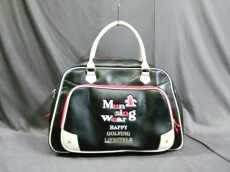 Munsingwear(マンシングウェア)のボストンバッグ