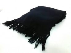 BLACK by moussy(ブラックバイマウジー)のマフラー