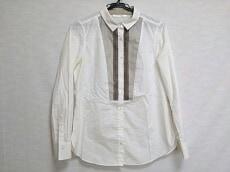 blancvert(ブランベール)のシャツブラウス