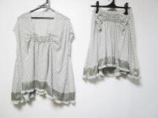 sunao kuwahara(スナオクワハラ)のスカートセットアップ