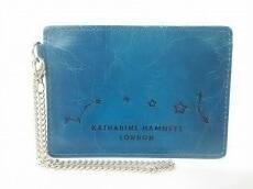 KATHARINEHAMNETT(キャサリンハムネット)のカードケース