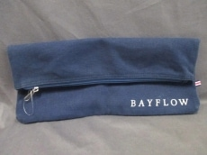 BAYFLOW(ベイフロー)のクラッチバッグ