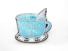 PRINGLE1815(プリングル)のブローチ