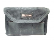 BRIEFING(ブリーフィング)の3つ折り財布