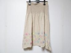 me(ミー/イッセイミヤケ)のスカート