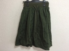 DUL DE VERRE(ダルデベール)のスカート