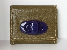 orla kiely(オーラカイリー)の2つ折り財布