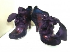 Irregular Choice(イレギュラーチョイス)のブーツ