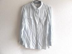 PLS+T(PLST)(プラステ)のシャツブラウス