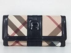 BURBERRY PRORSUM(バーバリープローサム)の長財布