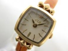 ete(エテ)の腕時計
