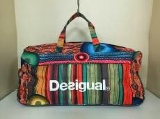 Desigual(デシグアル)のキャリーバッグ