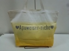 Apuweiser-riche(アプワイザーリッシェ)のトートバッグ