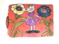 OLLEBOREBLA(アルベロベロ)の2つ折り財布