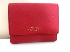 SMYTHSON(スマイソン)のWホック財布