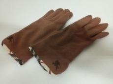 Burberry Blue Label(バーバリーブルーレーベル)の手袋