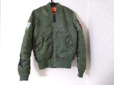 ALPHA INDUSTRIES(アルファ)のジャケット