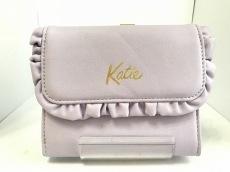KATIE(ケイティ)の3つ折り財布