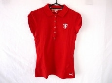 PUMA×FERRARI(プーマ×フェラーリ)のポロシャツ