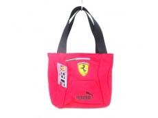 PUMA×FERRARI(プーマ×フェラーリ)のハンドバッグ