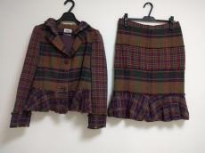MOSCHINO CHEAP&CHIC(モスキーノ チープ&シック)のスカートスーツ