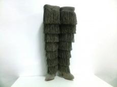 BRIAN ATWOOD(ブライアンアトウッド)のブーツ