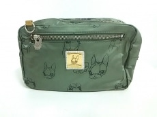 GARCIA MARQUEZ made in Japan(ガルシアマルケスメイドインジャパン)のセカンドバッグ