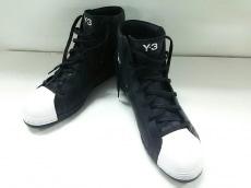 Y-3(ワイスリー)のスニーカー