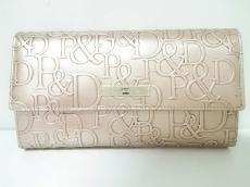 Pinky&Dianne(ピンキー&ダイアン)のWホック財布