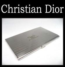 ChristianDior(クリスチャンディオール)の名刺入れ