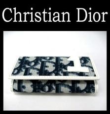ChristianDior(クリスチャンディオール)のキーケース