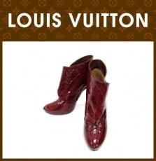 LOUIS VUITTON(ルイヴィトン)のブーツ