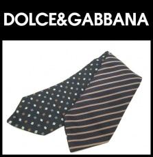 DOLCE&GABBANA(ドルチェアンドガッバーナ)のネクタイ