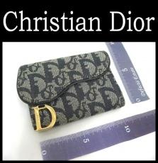 ChristianDior(クリスチャンディオール)/カードケース