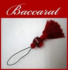Baccarat(バカラ)のストラップ