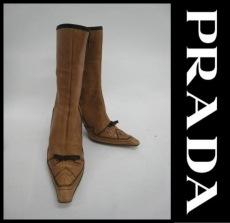 PRADA(プラダ)のブーツ