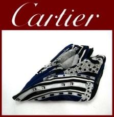 Cartier(カルティエ)のスカーフ