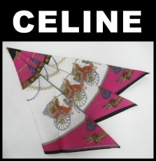 CELINE(セリーヌ)のハンカチ