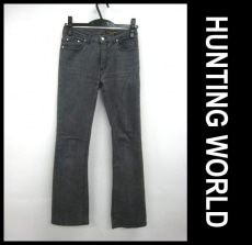 HUNTING WORLD(ハンティングワールド)のパンツ