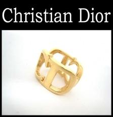 ChristianDior(クリスチャンディオール)/スカーフリング