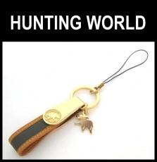 HUNTING WORLD(ハンティングワールド)のストラップ