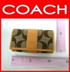 COACH(コーチ)のキーケース