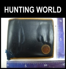 HUNTINGWORLD(ハンティングワールド)のその他財布