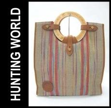 HUNTINGWORLD(ハンティングワールド)のその他バッグ