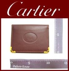 Cartier(カルティエ)のパスケース