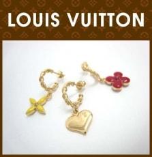 LOUISVUITTON(ルイヴィトン)のピアス