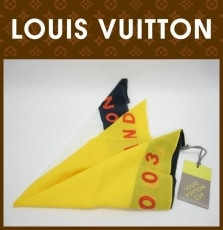 LOUIS VUITTON(ルイヴィトン)のハンカチ