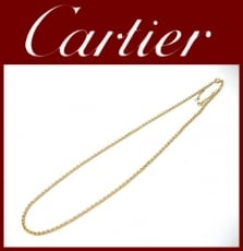 Cartier(カルティエ)のネックレス
