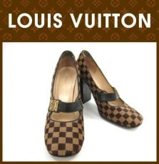 LOUIS VUITTON(ルイヴィトン)のパンプス