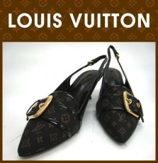 LOUIS VUITTON(ルイヴィトン)のパンプス